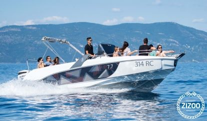 Motorboot Beneteau Flyer 7.7 Spacedeck (2015)