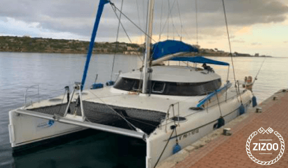 Catamaran Fountaine Pajot Lavezzi 40 (2006)