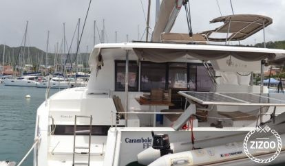 Catamaran Fountaine Pajot Helia 44 (2014)