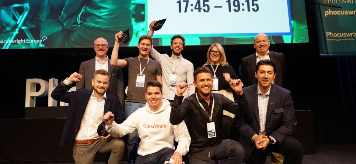 Zizoo Wins the People's Choice Award at Phocuswright Europe 2019