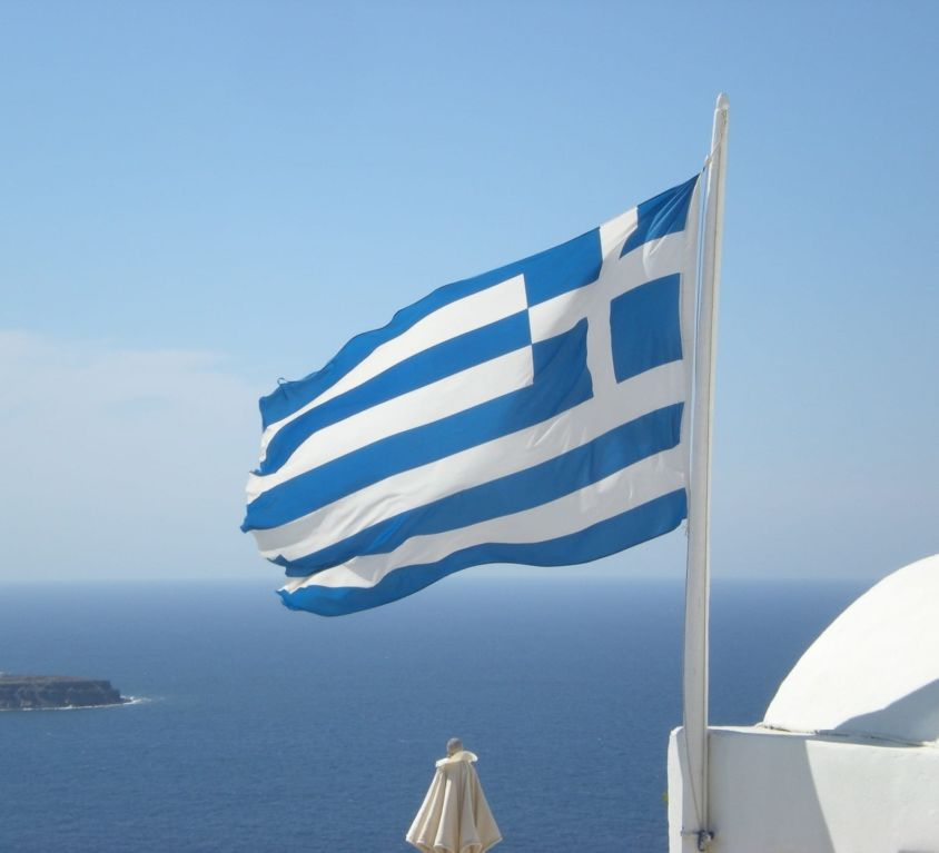 Boat Vacation Destination Greece