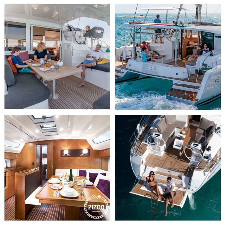 best boats for families yacht charter