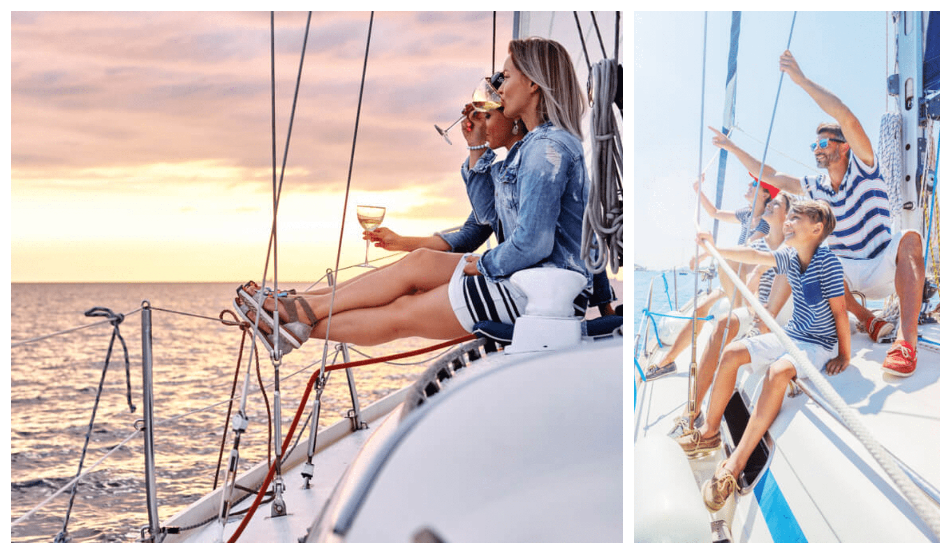 reasons to charter a boat